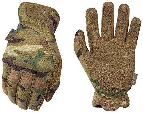 Mechanix FFTAB-78-010, Multicam, Wear fftab-78–010–FastFit Tactical Touch Handschuhe Camouflage, groß, L