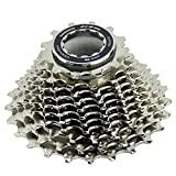 ÍNDICE ULTEGRA-CS-R8000 11/12-25/28/30/32/32T Ciclismo Freewheel Block Tornillo en Cassette, 11 velocidades MTB Bicicleta Freewheel Sprocket Bike Refit Partes (Size : CS-R8000 11-28T)
