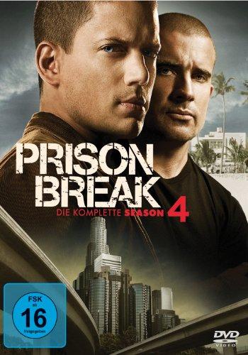 Prison Break - Die komplette Season 4 [6 DVDs]