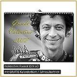 Valentino Rossi Kalender 2015 - hochwertiger Wandkalender im Format DIN A3