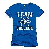 Big Bang Theory - Team Sheldon T-Shirt - M