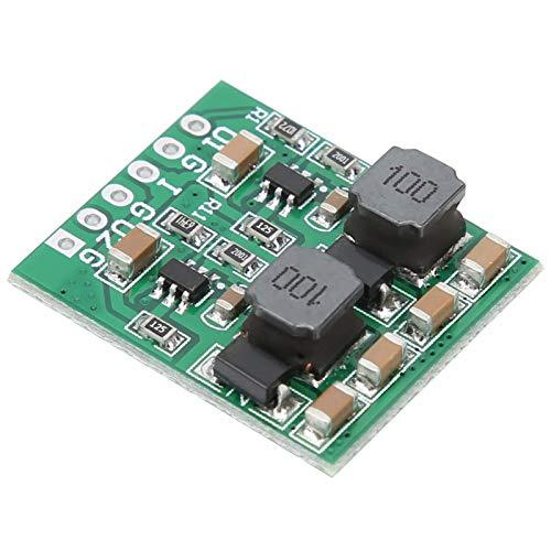 Módulo convertidor de canal dual, ND4012DA 10W Salida dual, Módulo convertidor reductor DC DC Buck, Placa reguladora de voltaje DC 12V 5V 3.3V