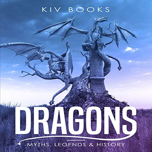Dragons audiobook cover art