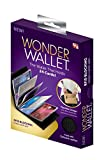 Wonder Wallet - Amazing Slim Genuine Leather Wallet w/ RFID Protection, As Seen On TV