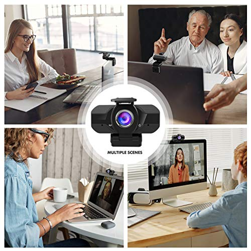 GUORUI W760 HD Webcam mit Mikrofon