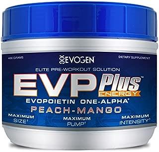 Evogen EVP Plus 40/SERV Supplements, Peach Mango