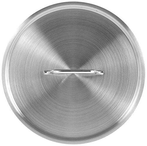 PARDINI Coperchio Inox albergo cm50 Pentole e Preparazione Cucina, Acciaio Inossidabile, Argento, 50 cm