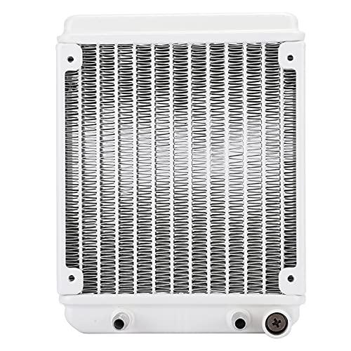 Hervorragende Wärmeableitung 12 cm Computer-Kühlkörper PC-Wasserkühler Verschleißfestes Aluminium-PC-Kühlsystem Computerkühlreihe Professional für Computer