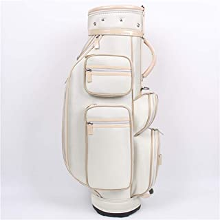 Golf Bag, 100% Waterproof, Waterproof and Wearable, Multi-Color Optional Golf Bags for Men (Color : C)