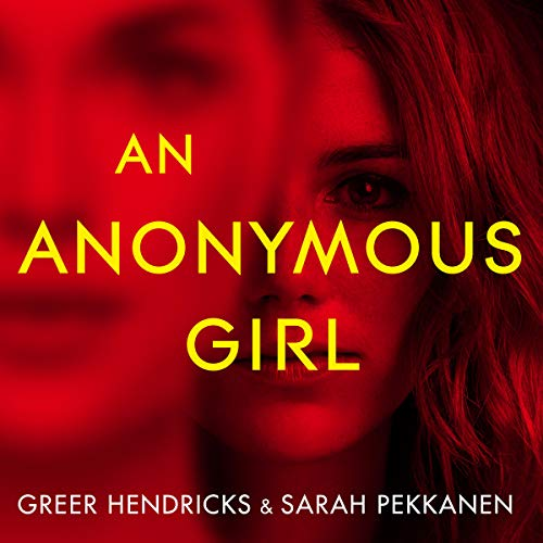 An Anonymous Girl audiobook cover art