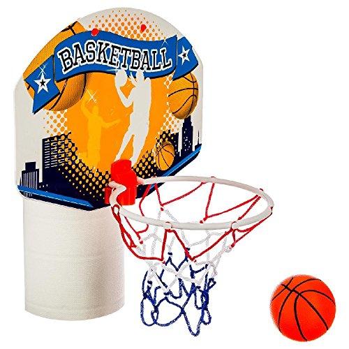Mini basket ball mural + balle