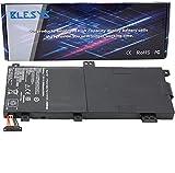 BLESYS C21N1333 Batería del Ordenador portátil para ASUS Transformer Book Flip TP550L TP550LA TP550LD R554 R554L R554LA TP550LJ (7.5V 38Wh Negro)