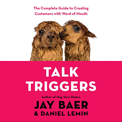 Talk Triggers audiobook cover art