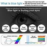 Immagine 2 occhiali anti luce blu blue