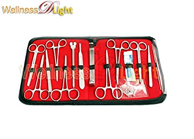 Wdl 24 Pieces Us Military Field Style Instrument Kit