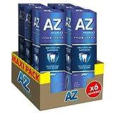 AZ Dentifricio Pro Expert Prevenzione Superiore, Pulizia Denti Completa, 6 x 75ml