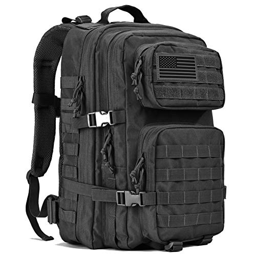 Military Tactical Backpack 40L Assault Pack Army Molle Bug Out Bag Backpacks