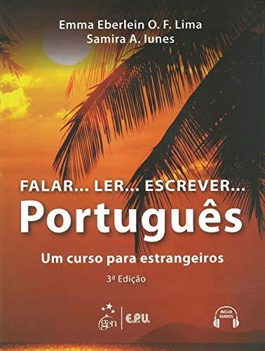 Falar...Ler...Escrever...Portugus. 3 Edio. Kurs- und bungsbuch mit CD-ROM