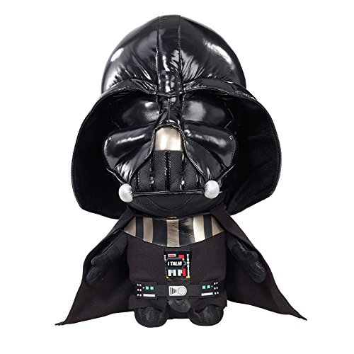Star Wars - 00223J - Darth Vader, Plüschfigur mit Sound, 38 cm