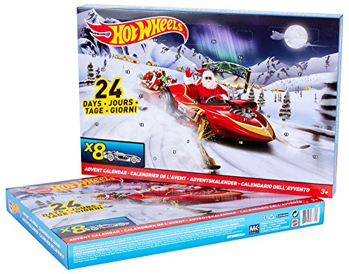 Mattel DMH52 Hot Wheels - Adventskalender 2015