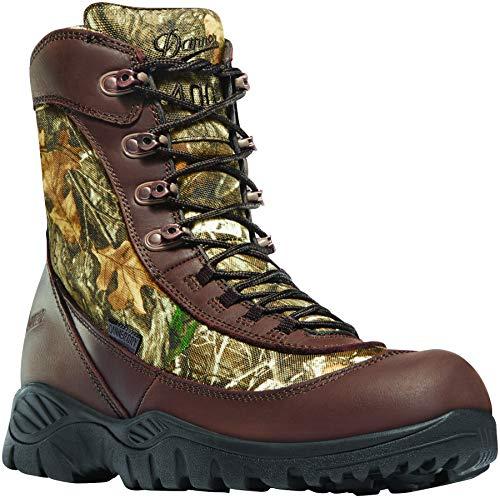 "Danner Men's 47131 Element 8"" 400G Waterproof Hunting Boot, Realtree Edge - 11"