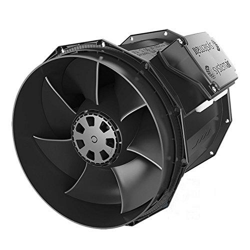 Extracteur d'air Systemair PrioAir Stratos Revolution 150AC 421 m³/h (150mm)