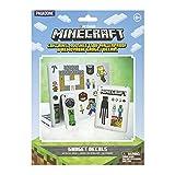 Paladone Calcomanías para Gadget de Minecraft, impermeables y extraíbles, producto oficial