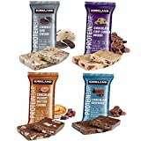 Kirkland Signature Protein Bars Variety Pack (20 Count) 5 of Each, All 4 Flavors...