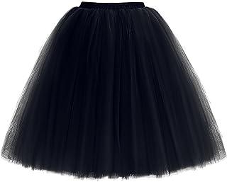 ddf3cd83444291 Amazon.fr : Jupe Tulle Noir