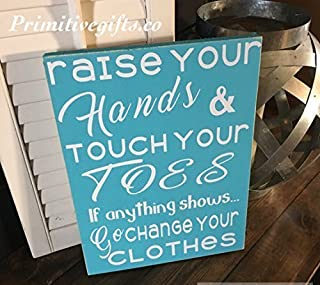 Best raise your hands touch your toes Reviews