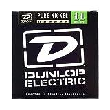 Jim Dunlop DEK1150 Jeu de 6 cordes pour Guitare électrique Medium/Heavy (11 14 18 28 38 50)