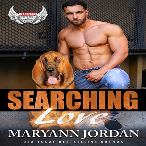 Searching Love audiobook cover art