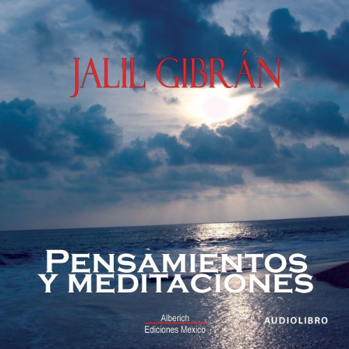 Pensamientos y meditaciones [Thoughts and Meditations] audiobook cover art