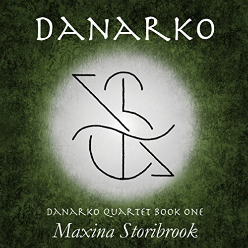Danarko: Book One audiobook cover art