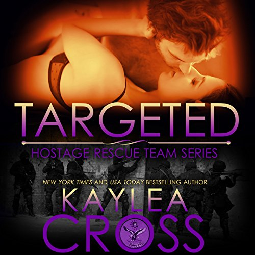 Targeted audiobook cover art