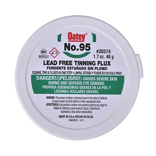 Oatey Company 30374 1.7 Oz #95 Flux