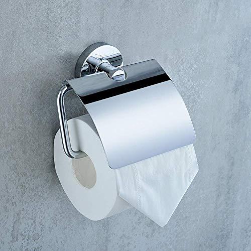 Dpliu Hochwertiger Rollenhalter Badezimmer Toilettenpapierhandtuchhalter Toilettenpapierhalter Rollenpapier-Halter