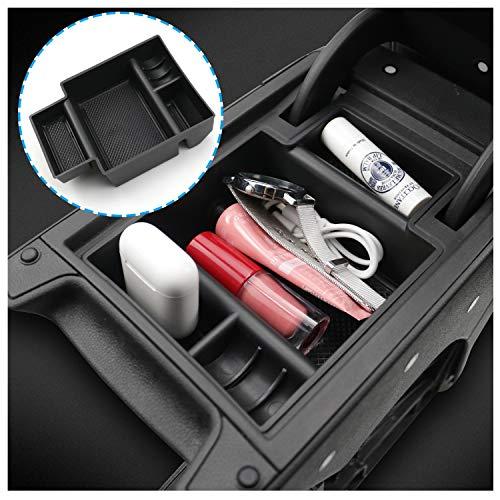 Mittelkonsole Aufbewahrungsbox Für Seat Leon Cupra 5F FR MK3, Mittelarmlehne Armlehne Organizer, Storage Box Innen