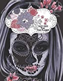 2021-2022 Two Year Planner: Sugar Skulls Calavera Cover | 2 Year Calendar 2021-2022 Weekly Planner | 24 Months Agenda Planner With Contacts & Birthday ... Appointments 24 Months Jan 2021 to Dec 2022