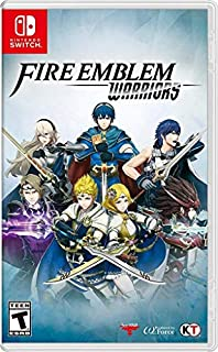 Fire Emblem Warriors - Switch - Standard Edition (B072V8T1NF) | Amazon price tracker / tracking, Amazon price history charts, Amazon price watches, Amazon price drop alerts