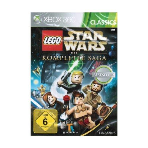 LEGO Star Wars: Die Komplette Saga [Importación alemana]: Amazon.es: Videojuegos
