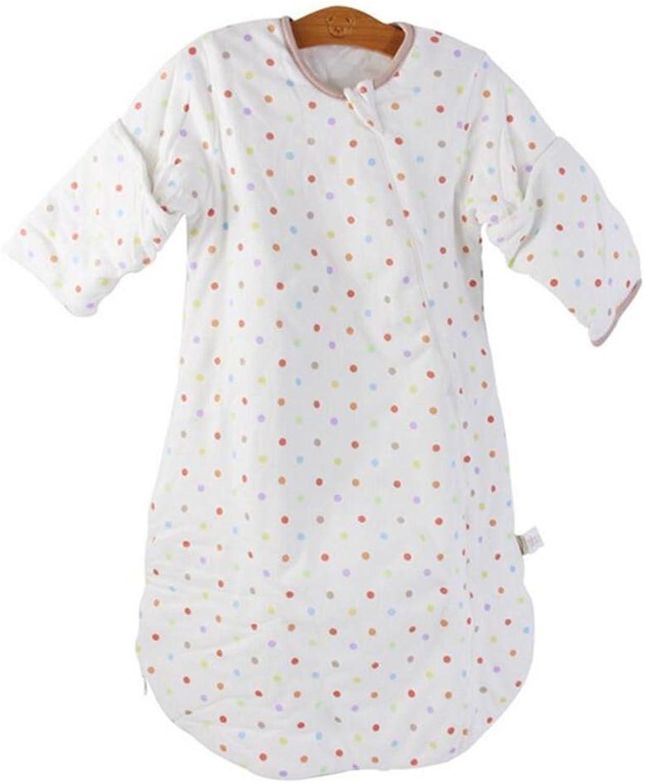 MTTLS Baby Sleeping Bags Baumwolle Baby Schlafsack Soft Cosy Anti Kick warme Füe Bettwsche Wickeln Wrap geeignet für Neugeborene 120CM
