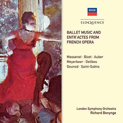 Richard Bonynge & London Symphony Orchestra