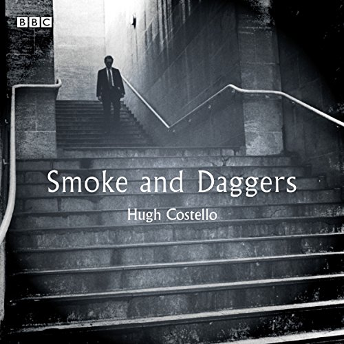 Smoke and Daggers audiobook cover art