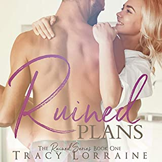 Ruined Plans: A Single Dad Small Town Romance audiobook cover art