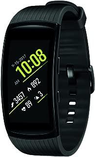(Renewed) Samsung Gear Fit2 Pro Smart Fitness Band (Small), Liquid Black, SM-R365NZKNXAR