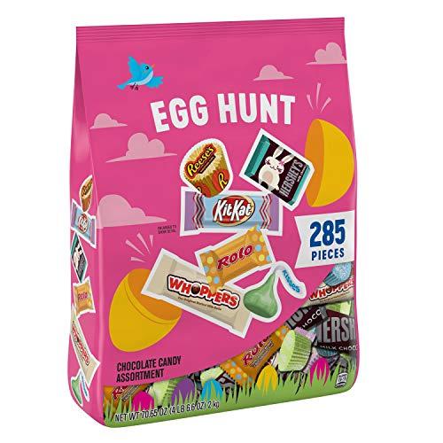 Hershey Egg Hunt...