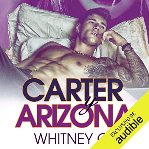 Carter y Arizona [Carter and Arizona] cover art