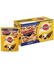 Pedigree Adult Wet Dog Food, Chicken & Liver Chunks in Gravy, 70 g (Pack of 15)