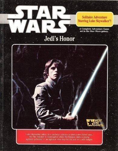 Jedi's Honor (Star Wars RPG)